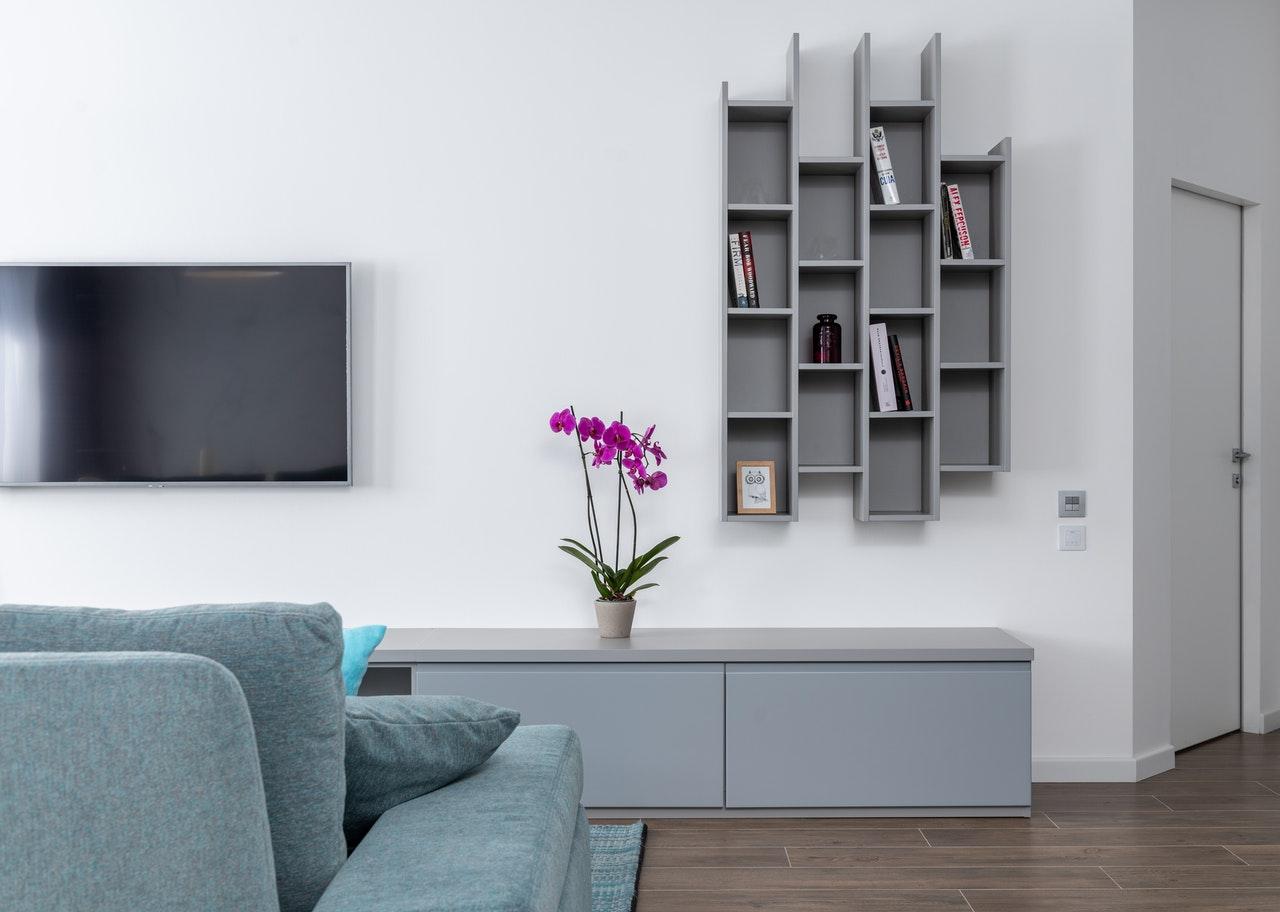 zwevende tv meubel